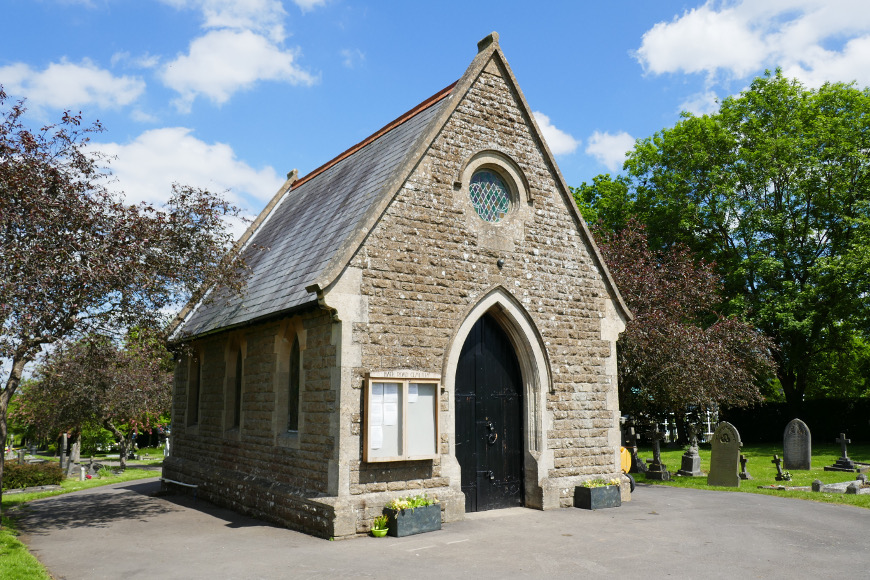 bath road cemetery chapel